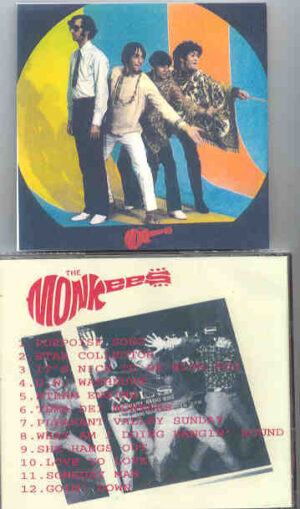 The Mission - Monkee Business  ( LP on CD )