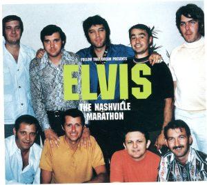 Elvis Presley - The Nashville Marathon ( Studio Outtakes June 1970 )