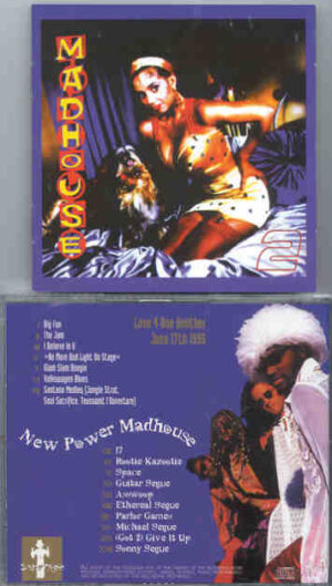 Prince - The New Power Madhouse