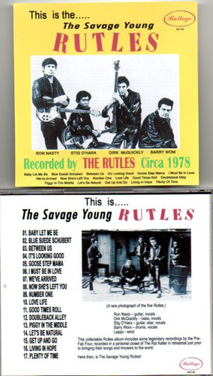 The Rutles - The Savage Young Rutles
