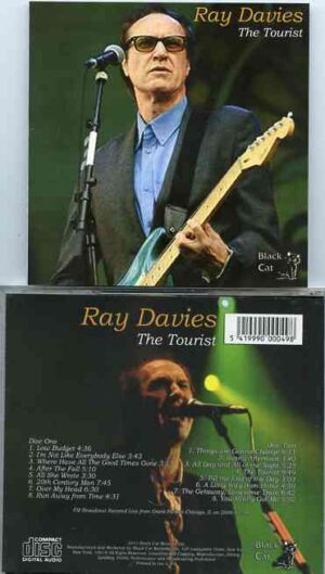 The Kinks - The Tourist ( Ray Davies ) ( 2 CD!!!!! ) ( Grant Park , Chicago , IL , USA , July 4th , 2006 )