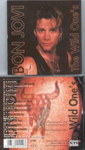Bon Jovi - The Wild One's ( Live in The USA , 1992 ) ( KTS )