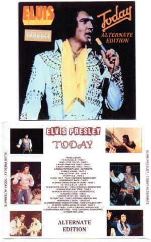 Elvis Presley - Today ( The Alternate Album )
