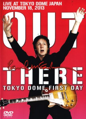DVD Paul McCartney - Tokyo Dome First Day ( 2 DVD SET ) ( Tokyo Dome , Japan , November 18th , 2013 ) ( Piccadilly Circus )