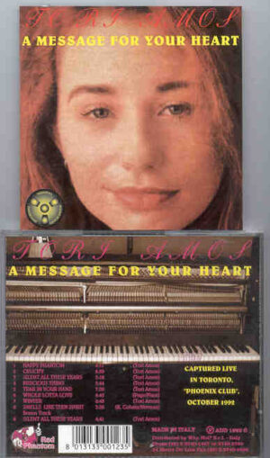 Tori Amos - A Message For Your Heart ( Red Phantom - Great Dane )
