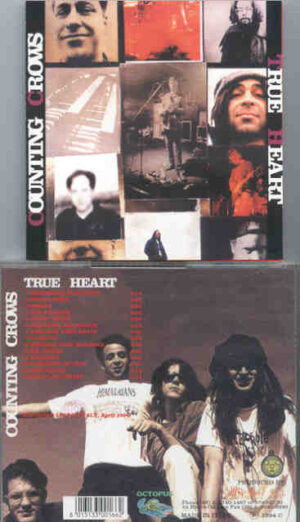 Counting Crows - True Heart ( Live In Italy , 1994 )