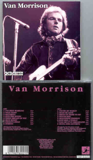 Van Morrison - Live at Pacific High Studios 1971 ( California , USA ) ( Still Alive ) ( 2 CD!!!!! SET )