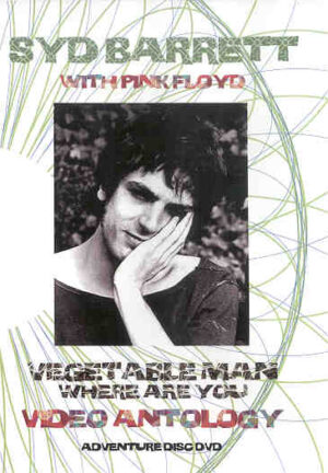 DVD Pink Floyd - Vegetable Man Where Are You ? ( Pink Floyd & Syd Barrett )