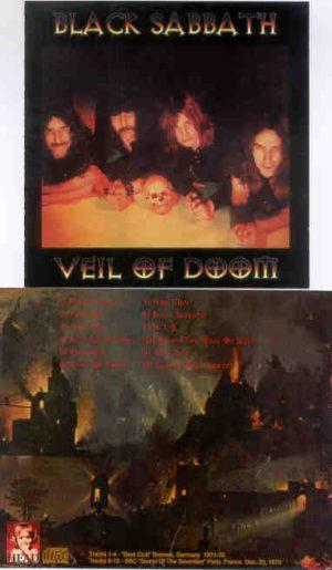 Black Sabbath - Veil Of Dome ( Beat Club , Bremen , Germany 1971 + BBC Sound Of The 70's , Paris France , Dec 20th , 1970 )