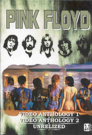 "DVD Pink Floyd - Video Anthology Vol 1 & 2 plus ""Unrealized"""