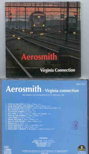 Aerosmith - Virginia Connection ( Hampton City , Virginia , 1987 )