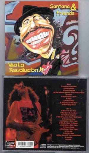 Santana - Viva La Revolucion ! ( 2 CD!!!!! set )