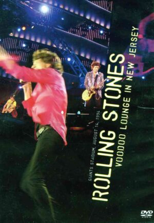 DVD The Rolling Stones - Voodoo Lounge In New Jersey