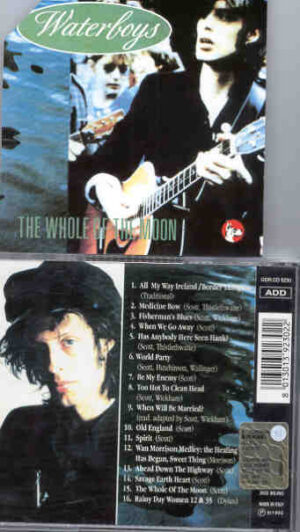 Waterboys - The Whole Of The Moon ( Great Dane Recs )