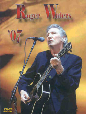 DVD Pink Floyd - Roger Waters LIVE In Argentina , March 17th , 2007 )