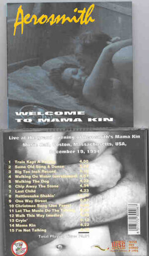 Aerosmith - Welcome To Mama Kin ( Live at the Grand Opening 12-9-94 )