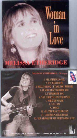 Melissa Etheridge - Woman In Love ( Gulf Coast Coliseum , Biloxi , MS , July 7th , 1995 )