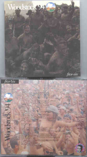 Various Artists - Woodstock 94  ( 2 CD!!!!! set ) ( Five/Six ) ( Baby Capone )