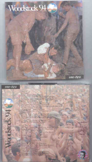Various Artists - Woodstock 94  ( 2 CD!!!!! set ) ( One/Two ) ( Baby Capone )