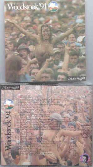 Various Artists - Woodstock 94  ( 2 CD!!!!! set ) ( Seven/Eight ) ( Baby Capone )