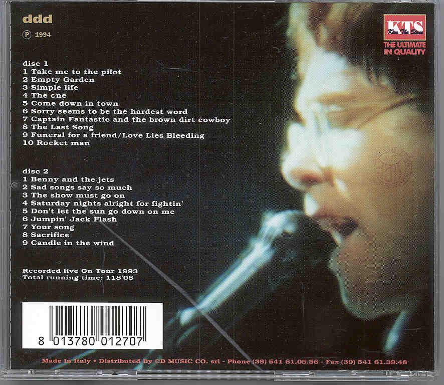 Elton John - World Class ( KTS ) ( 2 CD SET )