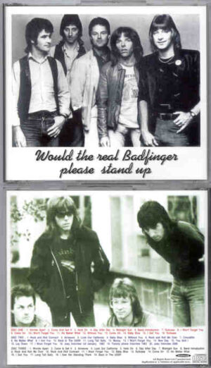 Badfinger - Would The Real Badfinger Please Stand Up ? ( 3 cd set ) ( Westwood )