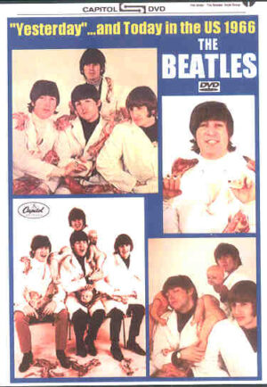 DVD The Beatles - Yesterday And Today in the US 1966