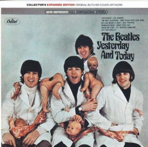 The Beatles - Yesterday and Today Expanded ( 2012 JPGR )