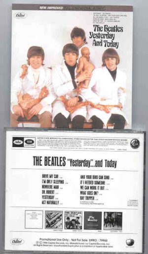 The Beatles - Yesterday and Today  ( Butcher's Cover )( Capitol's Full Dimensional Stereo )