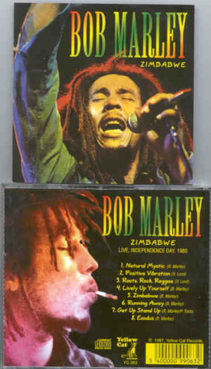 Bob Marley - Zimbabwe ( Independence Day , 1980 ) ( Yellow Dog )