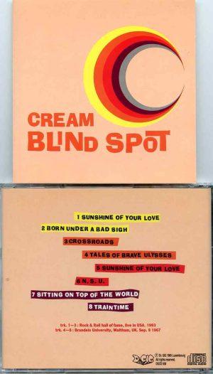 Cream – Blind Spot