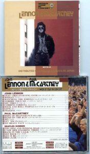 Lennon & Mccartney – World Tour in Concert