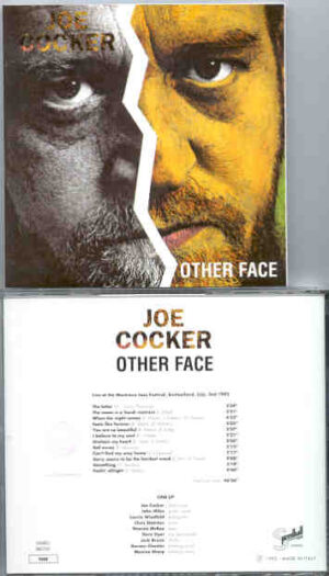 Joe Cocker - Other Face ( Montreaux Jazz Festival , Switzerland , July 2nd , 1992 )