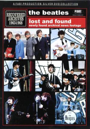 The Beatles - Lost & Found Vol 1 ( Recovered Archives 1964 ) ( FAB )