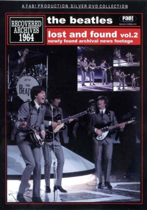 The Beatles - Lost & Found Vol 2 ( Recovered Archives 1963 - 1968 ) ( FAB )