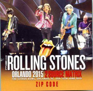 Rolling Stone - Orlando 2015 2 Source Matrix ( 2 CD ) ( Citrus Bowl , Orlando , FL , USA , June 12th , 2015 )