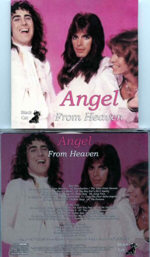 From Heaven ( 2 CD SET )( Budokan Hall, Tokyo, Japan, February 15th, 1977 )