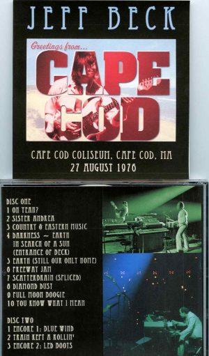 Cape Cod ( Live at Cape Cod Coliseum, Cape Cod, MN, USA, August 27th, 1976 )