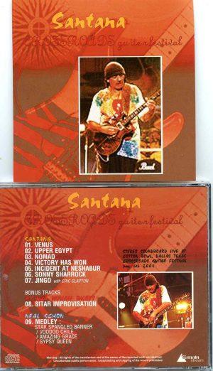 Crossroads Guitar Festival  ( Soundboard From Cotton Bowl, Dallas, Texas, USA, June 6th, 2004 )