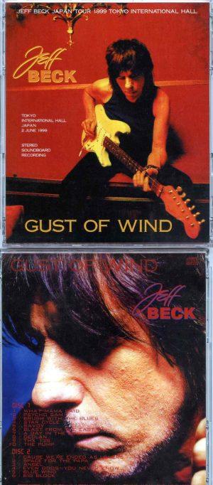 Gust Of Wind ( 2 CD SET )( Live at Tokyo International Hall, Tokyo, Japan, June 2nd, 1999 )