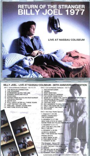 Return Of The Stranger ( 3 CD SET ) ( Nassau Coliseum, New York, USA, Dec 11th, 1977 )