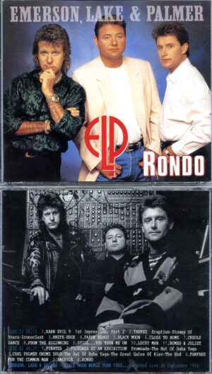 Rondo  ( 2 CD SET ) ( Recorded Live in September 1992 during the Black Moon World Tour 1992 )