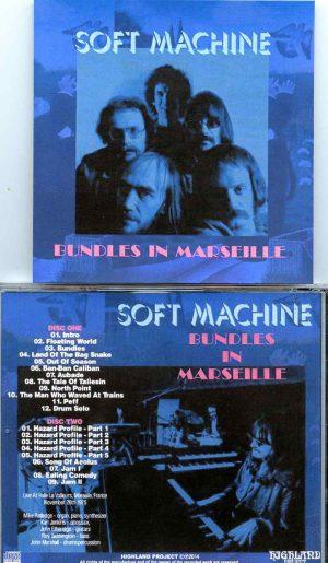 Bundles In Marseille ( Halle La Valieurs, Marseille, France, November 26th, 1975 )