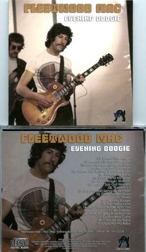 Fleetwood Mac - Evening Boogie ( BBC Studios Broadcast, London, UK, 1967, 1968 )