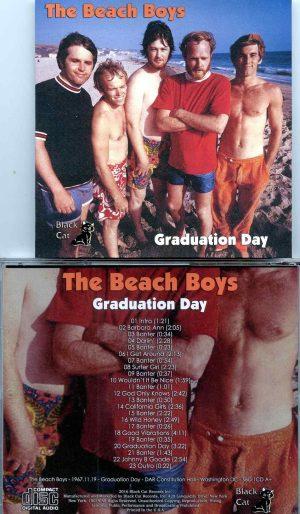 Beach Boys - Graduation Day ( DAR Constitution Hall, Washington DC, November 19th, 1967 )