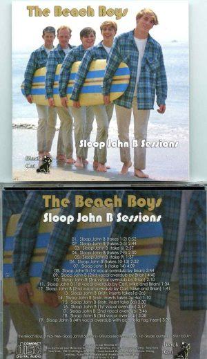 Beach Boys - Unsurpassed Masters vol. 12 ( Sloop John B Sessions 1965 - 1966 )