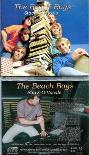 Beach Boys - Stack-O-Vocals ( 3 CD SET ) ( Vocals Only Mixes 1963 and 1968 )